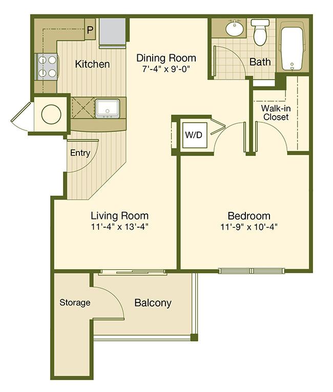 Woodland Park Apartments: Trail Ridge At Woodland Park